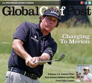 先週金曜夕刻。サンデイゴでの36ホール終了後、自家用機でフロリダへ向かったミケルソン。かつてトレビノも話していたが「歳を取るとパッティングの距離感が合わなくなる」。気がついたら、ミケルソンも44歳。ことは深刻かも知れない(Global Golf Postから)