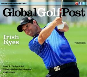 Yipsの壁を乗り越え、ニクラス改造の、タフなコースで復活したハリングトン(Global Golf Post)